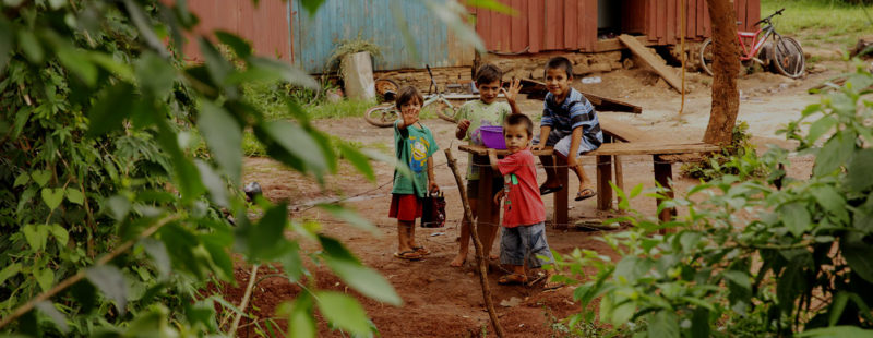 Niños con enfermedades desatendidas